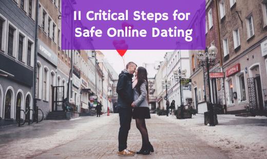 Safe online dating