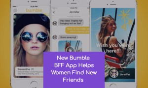 Bumble BFF app