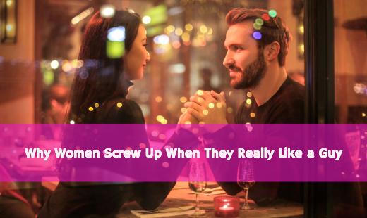 Women Screw Up