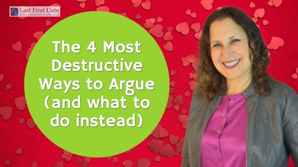 ways to argue