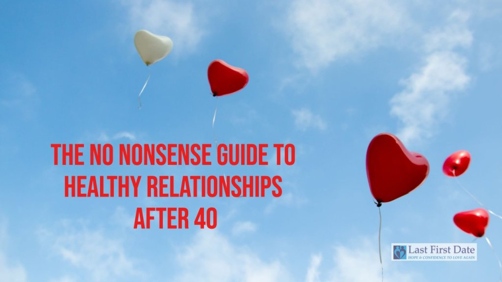 healthy relationships after 40