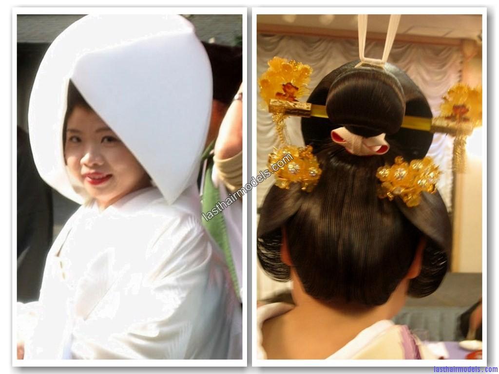 Japanese Wedding Hairstyles 16 Last Hair Models Hair