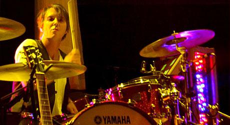 Drummer Jeremy Furstenfeld