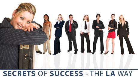 Secrets of Succes