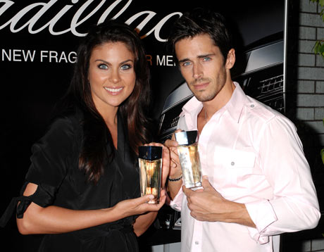 Brandon Beemer and Nadia Bjorland love it