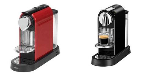nespresso citiz line choice of colors