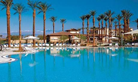 Marriott Desert Ridge Pool