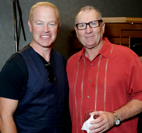 Actors Ed McDonough, Ed O'Neill
