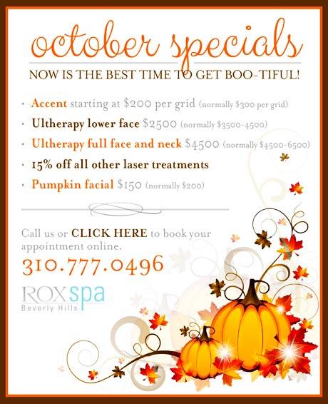 Rox-Spa-October-Specials