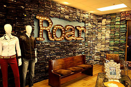 Roar Clothing Headquarters Los Angeles