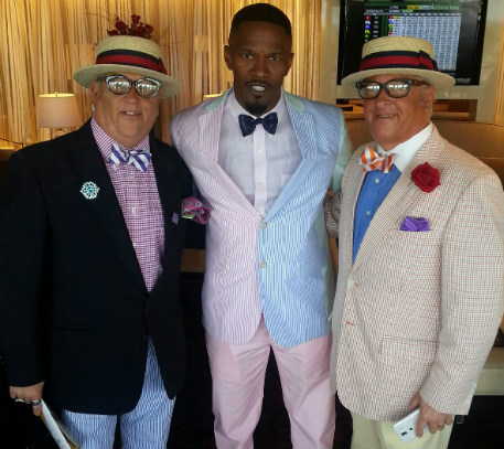 Matt Harris, Jamie Fox, Mark Harris