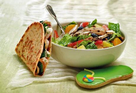 panara new flatbread sandwiches