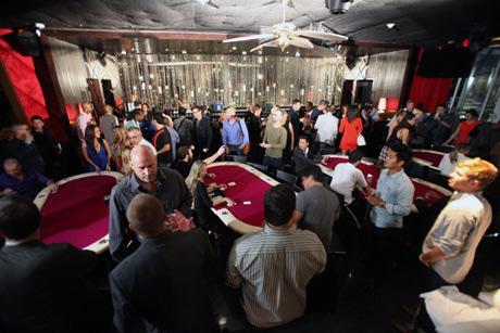 GBK Poker Tournament Set Up