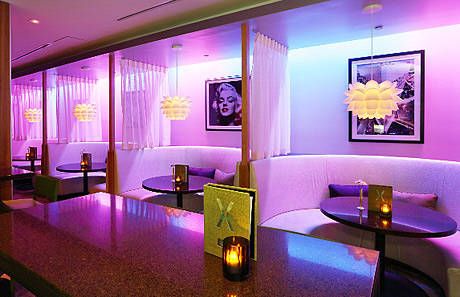X bar Hyatt Regency Century City