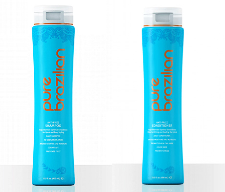 Pure Brazilian Shampoo-Conditioner