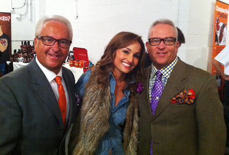 Mark Harris, Giada De'Laurentiis, Matt Harris
