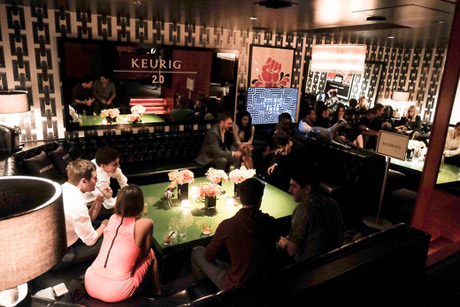 Keurig Grammy After Party Lounge at the Continental Club Los Angeles