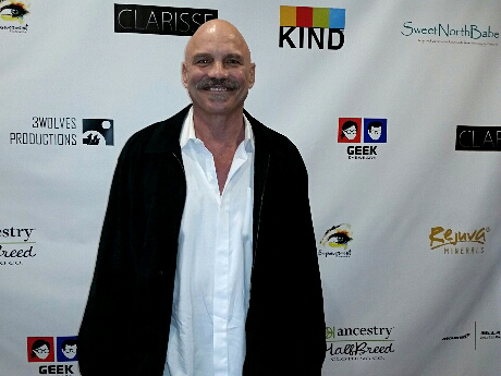 Actor Patrick Kilpatrick graced the Red Carpet EventsLA Lounge!