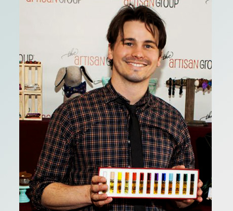 Jason Ritter of HBO's Girls and Parenthood with House of Matriarch.