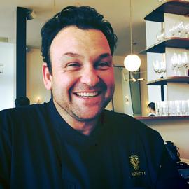 Chef Steve Vernetti