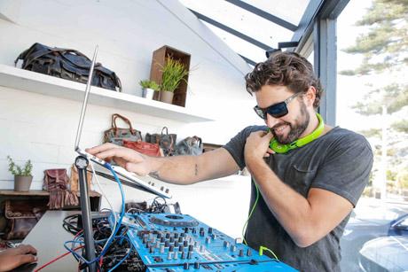 Brody Jenner DJ