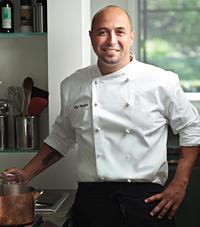 Celebrity Chef Roberto Martin