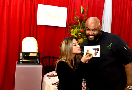 Singer Ally Brooke of Fifth Harmony attends the GRAMMY Gift Lounge during The 58th GRAMMY Awards at Staples Center on February 13, 2016 in Los Angeles, California.