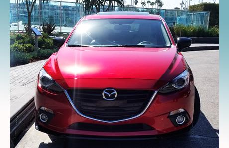 2016 Mazda Mazda3 s Grand Touring 5-door