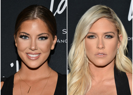 Olivia Pierson, Barbie Blank at La Nuit at Sofitel