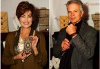 Carolyn Hennessy of True Blood; Gilmore Girls with O'Chic USA and Tony Denison of The Closer with Nadean Designs. Artisan Group