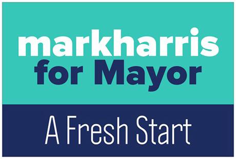 Mark Harris for Mayor of Monrovia