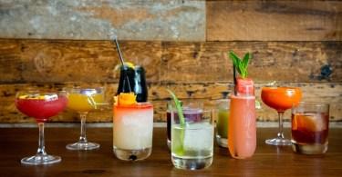 EUREKA cocktail recipes