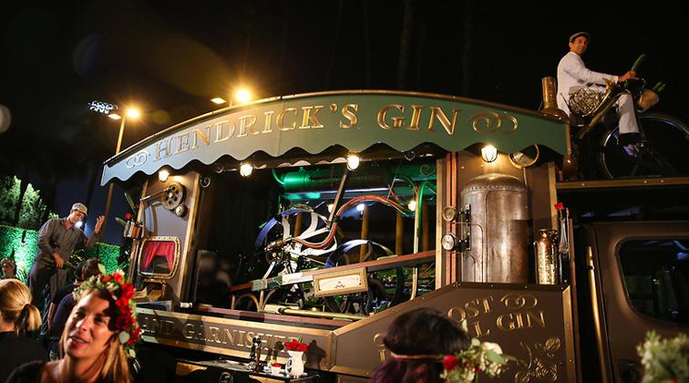 Hendrick's Gin Grand Garnisher