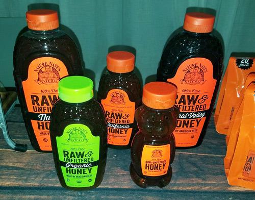 Nature Nate's Raw Honey