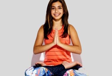 Natalie Asatryan youngest female Yoga teacher in America