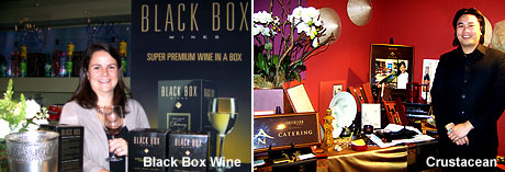 Black Box Wine, Crustacean