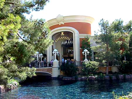 Wynn Las Vegas Promanade