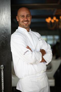 Chef Warren Schwartz of the Whist