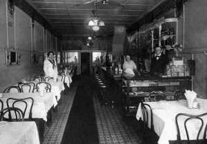 Allen at Restaurant