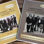 Questions Answered in Lasting Impact! Vol. 1 and Vol. 2