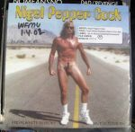 Nigel Pepper Cock - the sickest LP cover ever