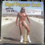 Nigel Pepper Cock – the sickest LP cover ever