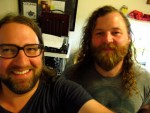 Of Miracle Soap, Dairy Gangsters, and one of Podcastland's most interesting music related shows: Get Ready for an interview with creator of podcast 'The Wasted Years' - Aaron Semer