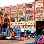 New Yorks Graffiti Mekka wird unter Polizeischutz weiß gestrichen