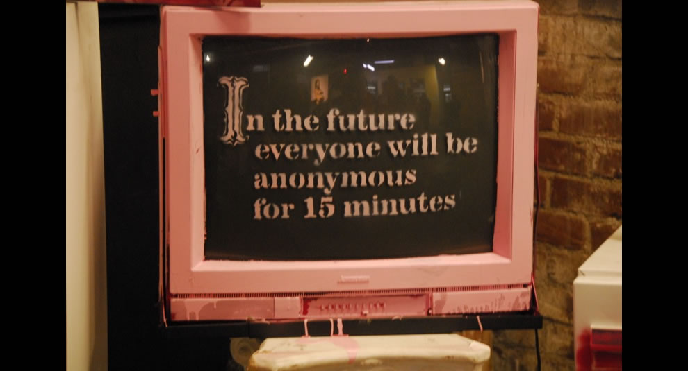 Banksy-on-Anonymous