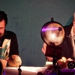 Dond & Daniel lesen David Sedaris im Sissikingkong