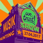 Streetart, DJing, Visuals: We Trust! Show am Donnerstag im FZW