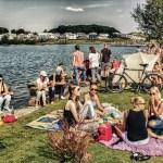 Samstag: Hofflohmarkt im Kreuz4tel und DJ Picknick am Phoenix-See