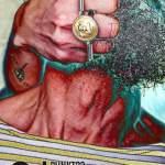 Pictures & Pintxos: Robert Adamek zeigt Objektdesign aus Geschossen