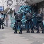 Mark Gmehling lässt Superplastic-Toys in der Nordstadt tanzen